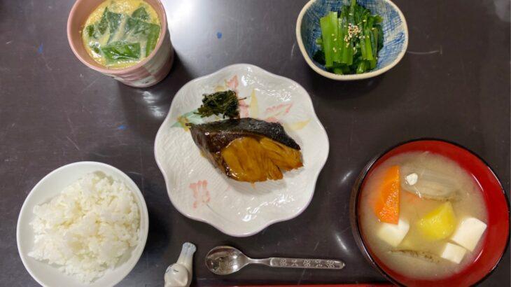 【もなか家の食卓】ほぼ一汁三菜!THE日本食編~完結編~
