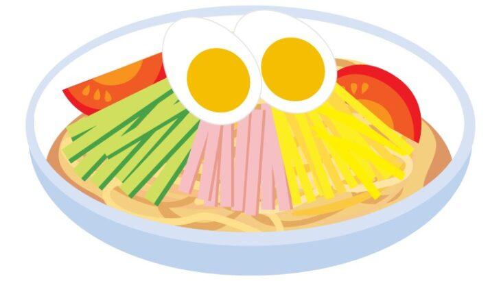 【もなか家の食卓】豪華にアレンジ!夏といえばさっぱりツルツル!冷やし中華~前編~